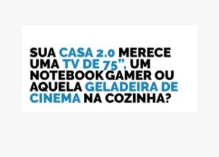 Cadastrar Promoção Sua Casa 2.0 Dumont FM TV 75 Geladeira e Notebook Gamer