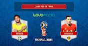 ¡Bélgica elimina a Brasil!. Neymar se despide del mundial Rusia 2018