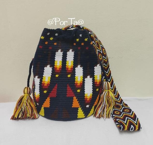crochet wayoo mochilla bags patterns
