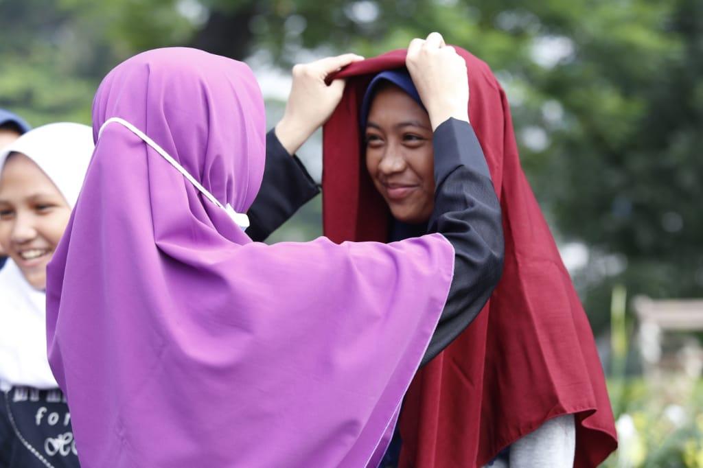 Sukses Digelar di Jakarta, Gerakan Menutup Aurat Targetkan Masuk Kampus, Sekolah, dan Instansi Pemerintah