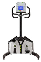 """Helix H1000 Touch Lateral Trainer, with 20 levels of electronically controlled resistance, 11 workout programs, 8.5"""" LCD touch-screen console, for sculpting hard-to-tone areas of the body with side to side motion instead of front to back motion"""