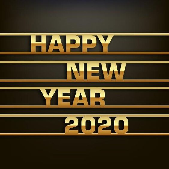 Happy New Year 2020 Wallpaper Free