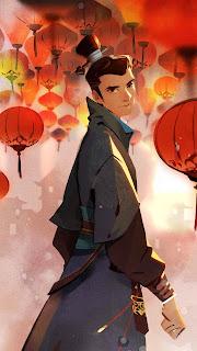 Xie Cheng game art