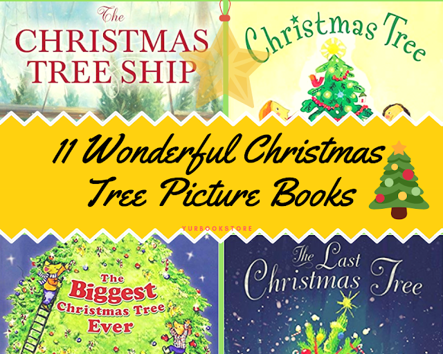 Christmas Tree Books for Kids,Children's and Toddlers