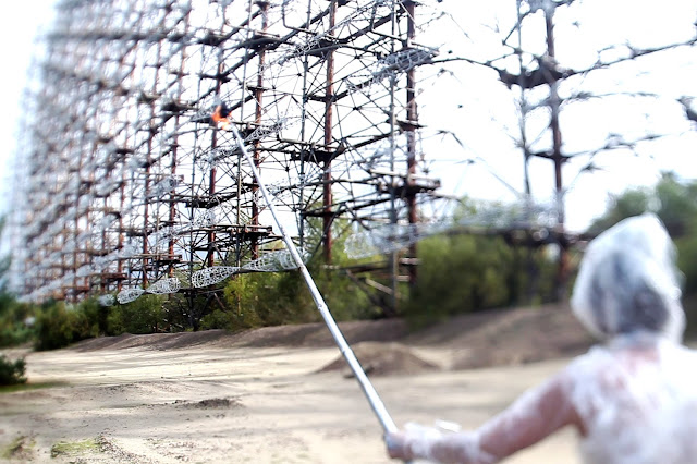 Crítica sobre el documental The Russian Woodpecker