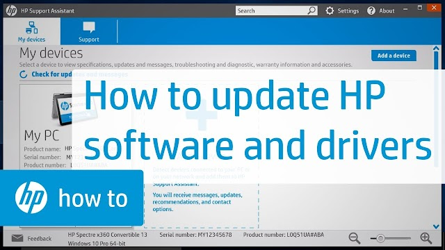 HP Customer Support - Software and Driver Downloads