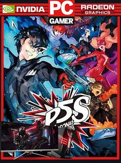 Persona 5 Strikers (2021) PC Full Español [GoogleDrive] SXGO