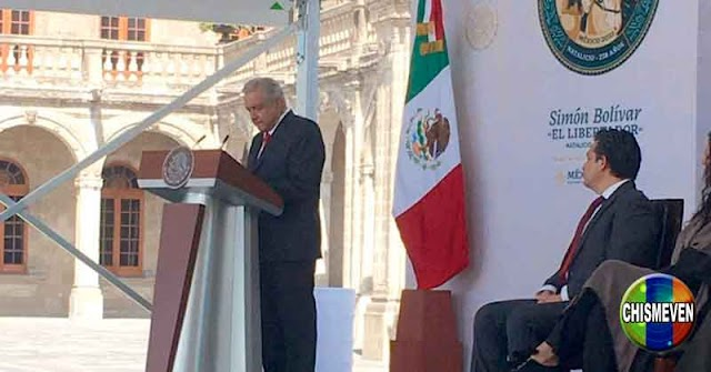 BORRACHO | López Obrador quiere construir una Unión Europea en Latinoamérica