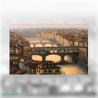 Πίνακας ζωγραφικής αγνώστου. Φλωρεντία