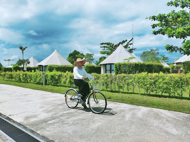 Sepeda Natra Bintan