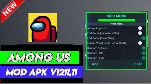 Among Us New Apk V1211.11