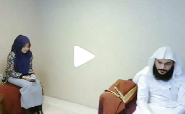 Suara Tilawah Wirda Mansur Di Depan Imam Masjidil Haram Bikin Merinding Mendengarnya