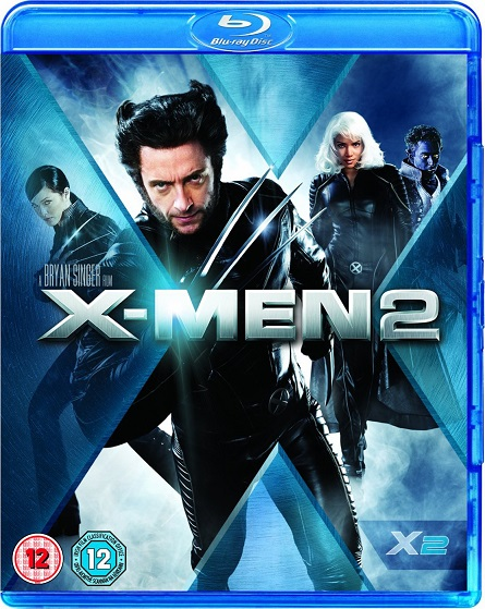 X-Men 2 (2003) 1080p BluRay REMUX 27GB mkv Dual Audio DTS-HD 5.1 ch