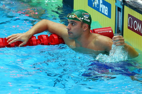 Another bronze for Le Clos  Wesley Botton