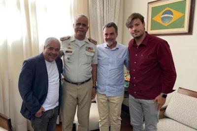 Segurança para Encruzilhada: Fabrício e Pedrinho defendem Base de Policiamento em Vila do Café e Vila Bahia