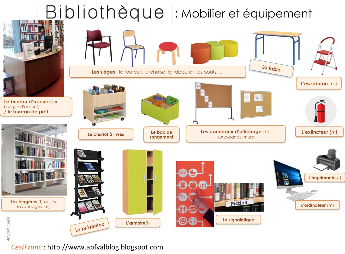 cestfranc re d couvrir la biblioth que en classe de fle. Black Bedroom Furniture Sets. Home Design Ideas