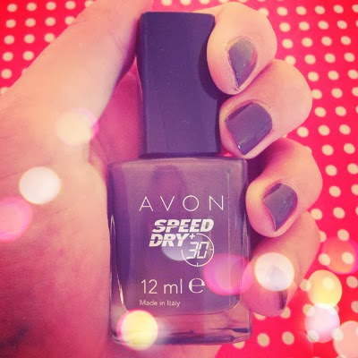 Avon Speed Dry +