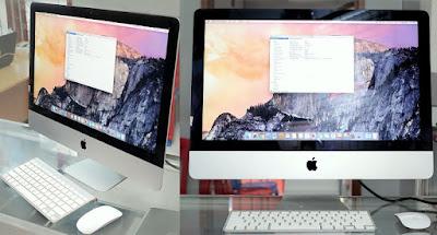Jual iMac 21.5 Late 2012 Slim Bekas