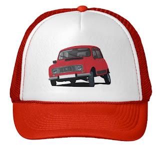 Renault 4 hat