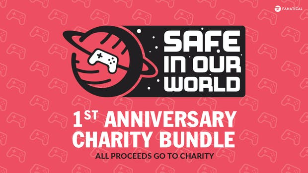 Fanatical Safe in Our World 1st Anniversary Charity Bundle - 4.99美金7款遊戲