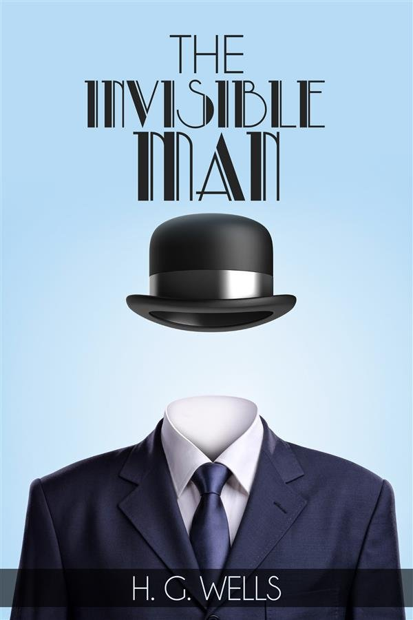 Books like The Invisible Man