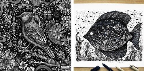 00-Ink-Drawings-Melpomeni-Chatzipanagiotou-www-designstack-co