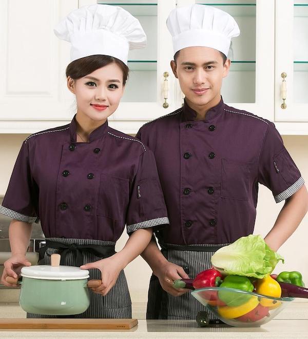 Đồng phục bếp 4