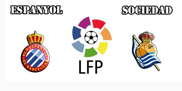 Prediksi Liga Spanyol: Espanyol vs Real Sociedad skor 2-1