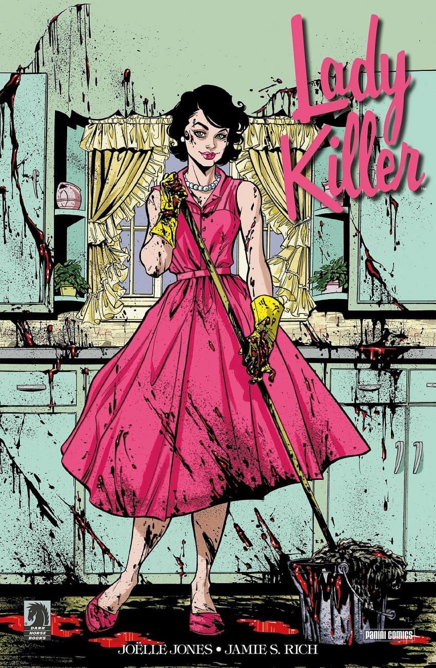 Netflix снимет экранизацию комикса Lady Killer с Блейк Лайвли