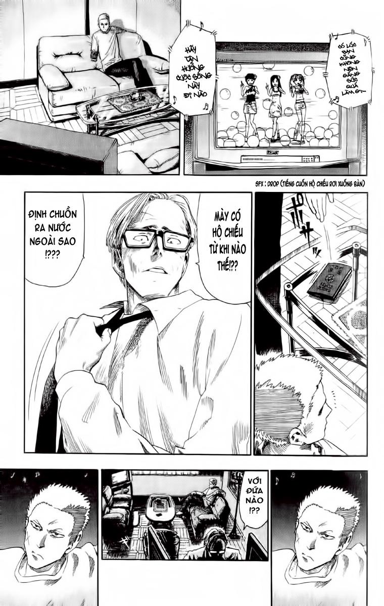 Eyeshield 21 chapter 54 trang 8
