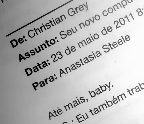 Frases De Anastasia Steele Reflexão Da Mensagem E Da Frase