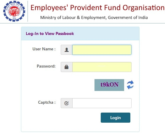pf balance check without uan number, epf balance check in pdf, epfo passbooks, epfo passbooks login, epfo kyc,
