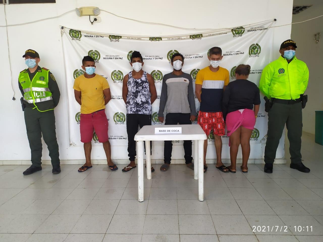 hoyennoticia.com, Desmantelado el combo de 'Los patillaleros' en Curumaní