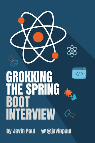 Gumroad day sale Grokking the Spring Boot  interview
