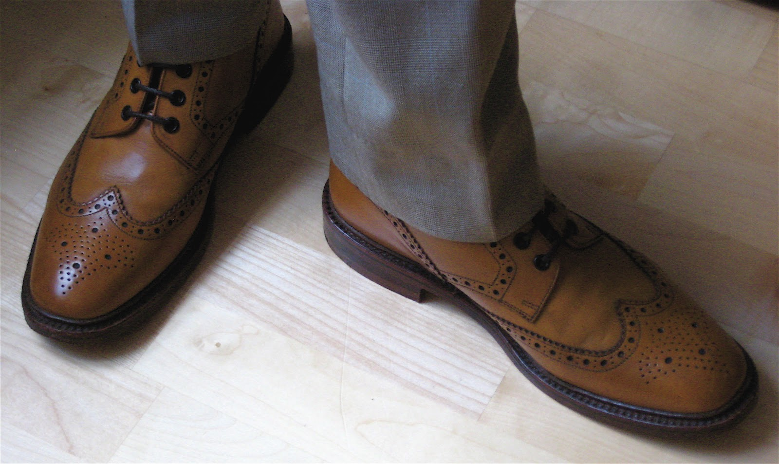 Loake Black Chester Shoes Review