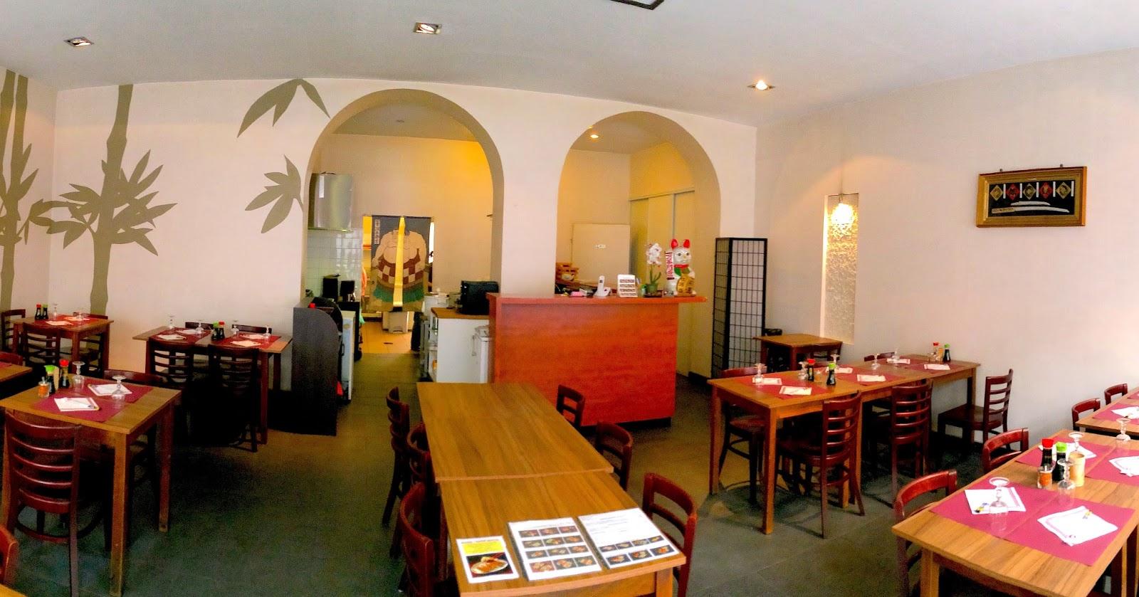 yokohama le restaurant japonais d couvrir lyon. Black Bedroom Furniture Sets. Home Design Ideas