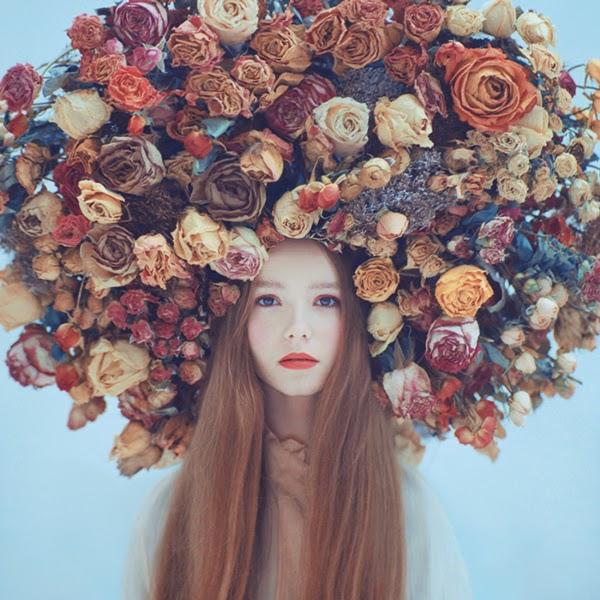 Photoshoot Inspiration Series 2 Flowers Vvnightingale