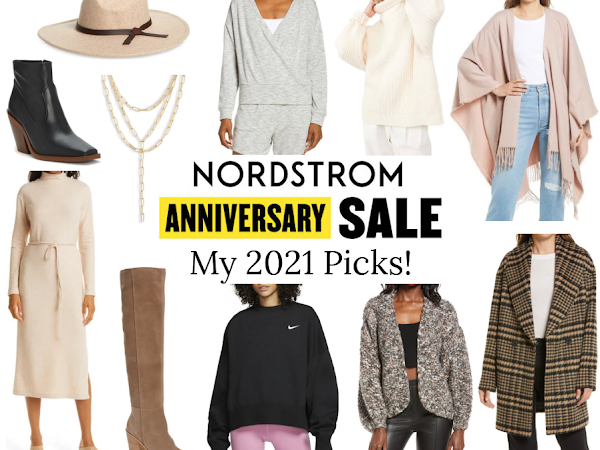Nordstrom Anniversary Sale 2021: All My Favorite Picks!