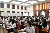 Info: Hari Ini, Sebanyak 1.000 Peserta CPNS Setkab dan Kemensetneg Ikuti Tes SKD Hari Pertama