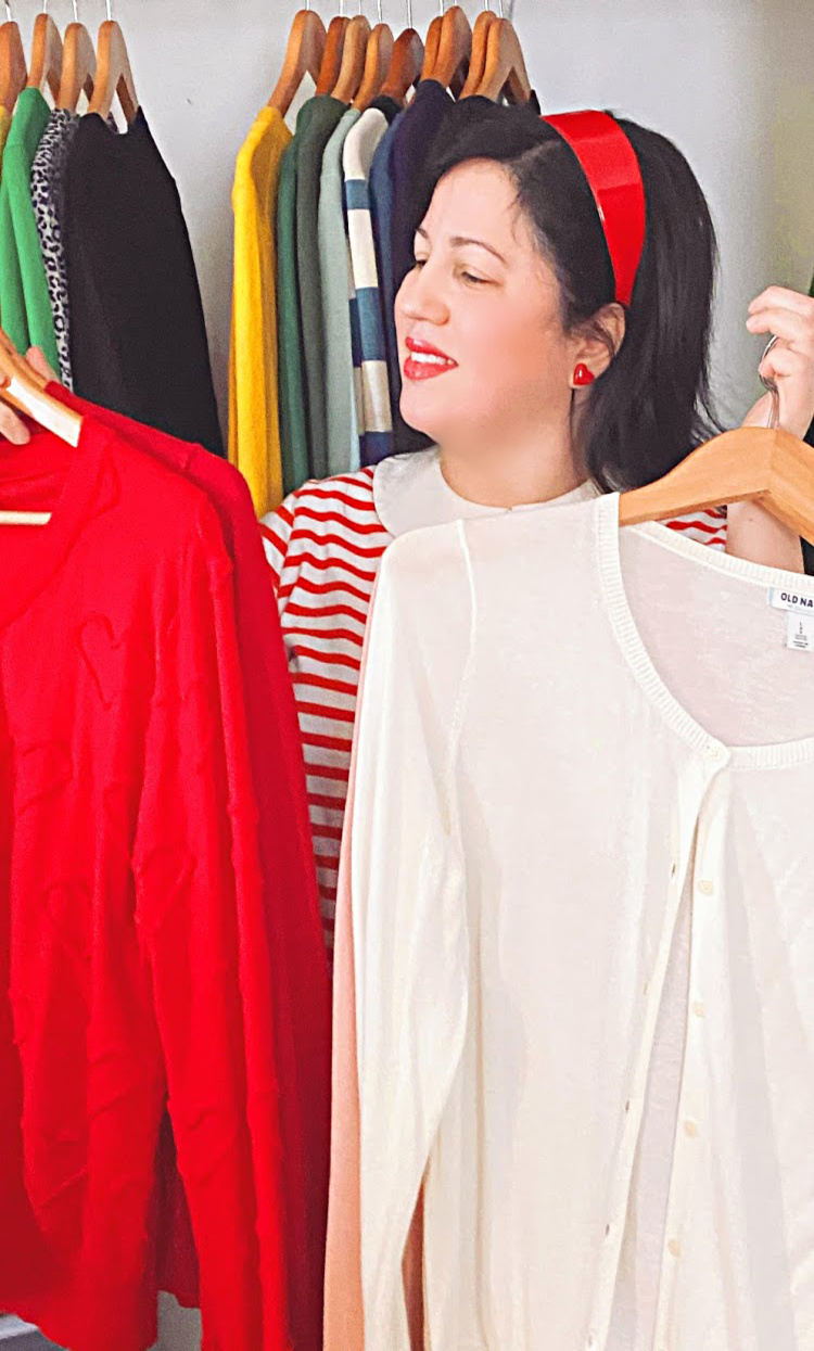 A Vintage Nerd, Vintage Blog, Vintage Blogger, Retro Lifestyle, Retro Fall Fashion, Vintage Inspired Fashion Blog, Fall Retro Staples, Retro Transition Pieces, Boden Cardigans, Modcloth Red Heart Cardigan, Sixties Inspired Fashion, Everyday Retro Fashion, Vintage Everyday, Fall Fashion Staples