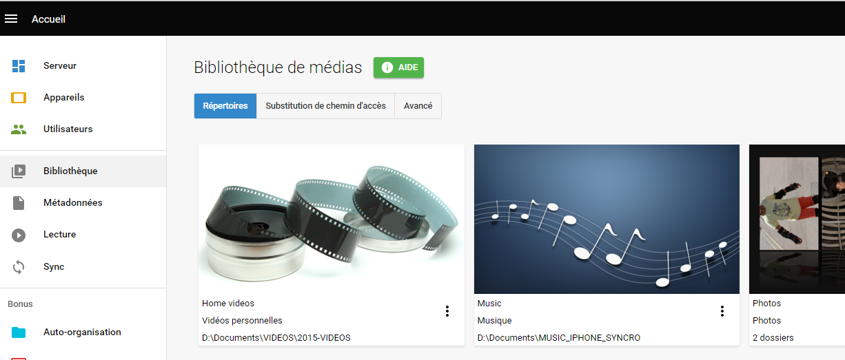 CHROMECAST & GOOGLE CAST : Le BLOG: EmbyServeur