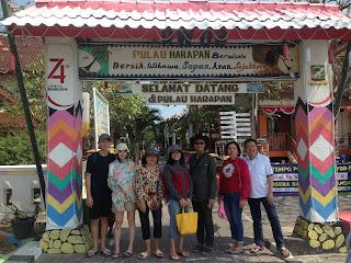 keliling pulau seribu