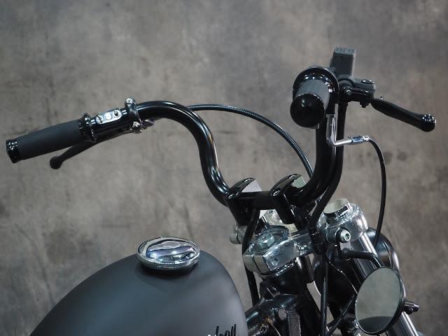 Harley Davidson By Jewel Machines Hell Kustom