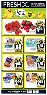 FreshCo Cheap-Cheap Flyer valid August 17 - 23, 2017