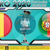 PREDIKSI BOLA BELGIUM VS PORTUGAL SENIN, 28 JUNI 2021 #wanitaxigo
