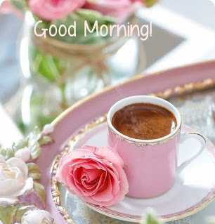 Romantique Messages bonjour et souhaite  de bon matin avec images