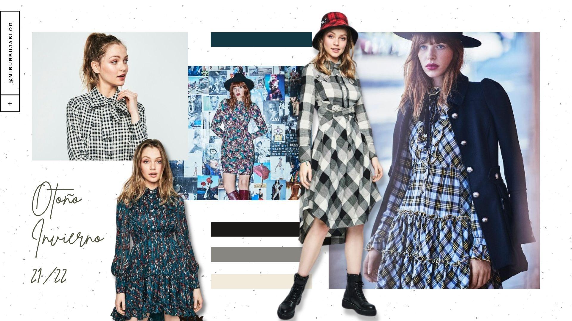 5 outfits con la colección Otoño Invierno de Highly Preppy