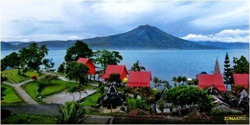Asal Usul Legenda Danau Ranau Oku Selatan Kecipung