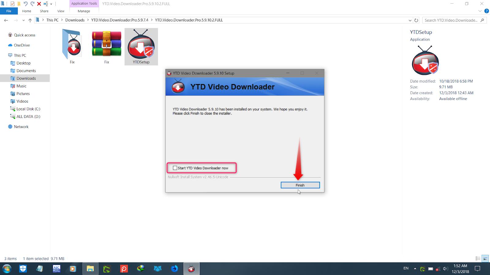 aloneghost-xz : YouTube Downloader (YTD) Pro 5 9 10 2 FULL
