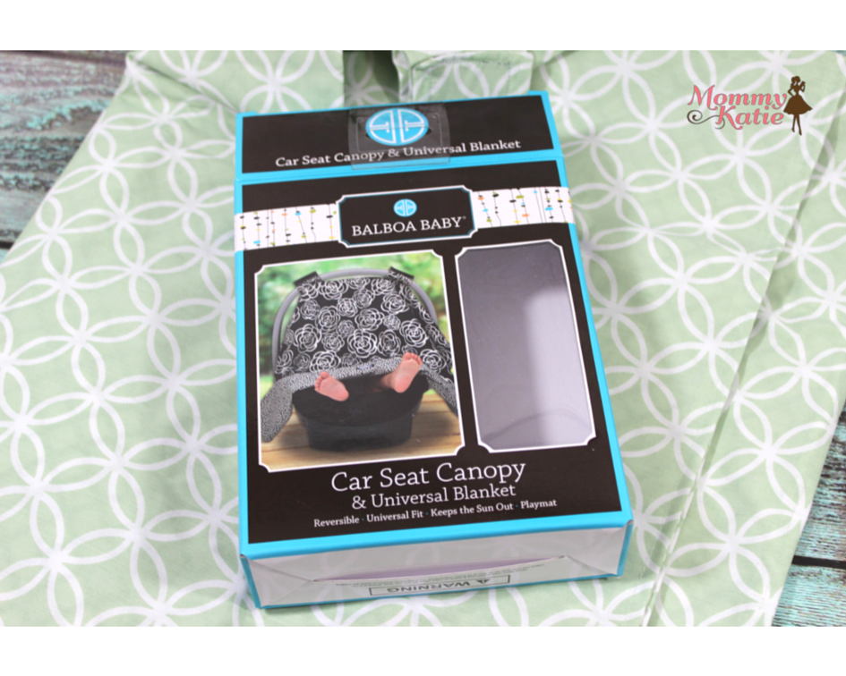 Car Seat Giveaway: #Giveaway Car Seat Canopy & Universal Blanket From Balboa